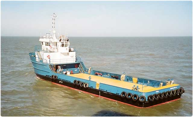 Fleet Operators - Gulf of Mexico Marine Transportation